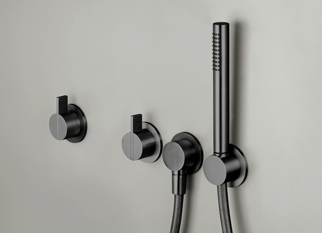 Attractive Black Shower Faucets Elaboration - Faucet Products ...