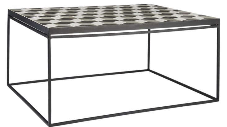 10 easy pieces: tile coffee tables - gardenista