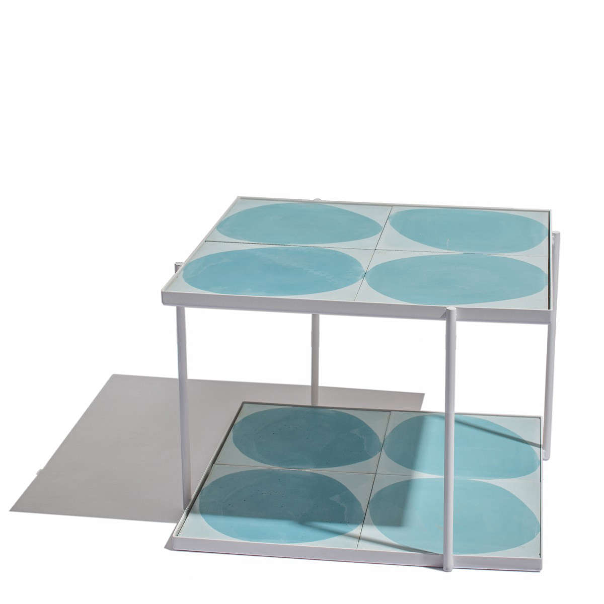 10 easy pieces tile coffee tables gardenista sourcebook for