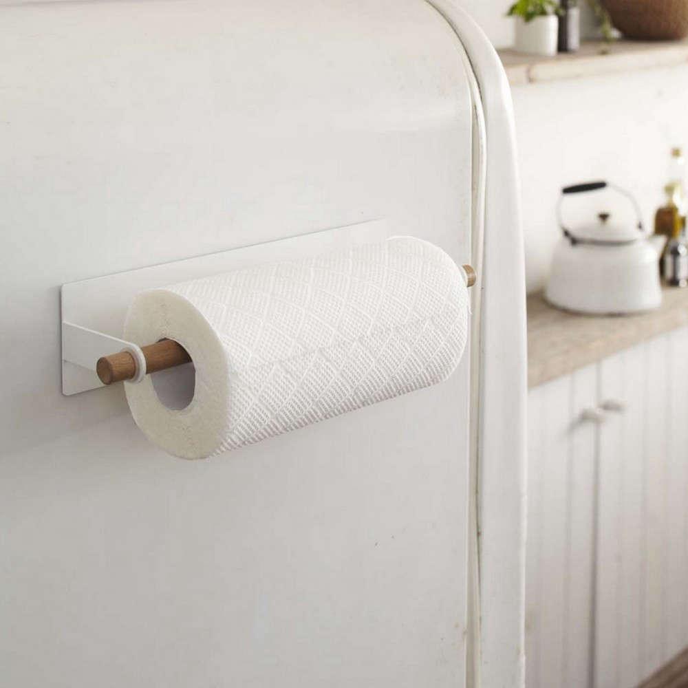 5 favorites the no drill instant paper towel holder remodelista. Black Bedroom Furniture Sets. Home Design Ideas