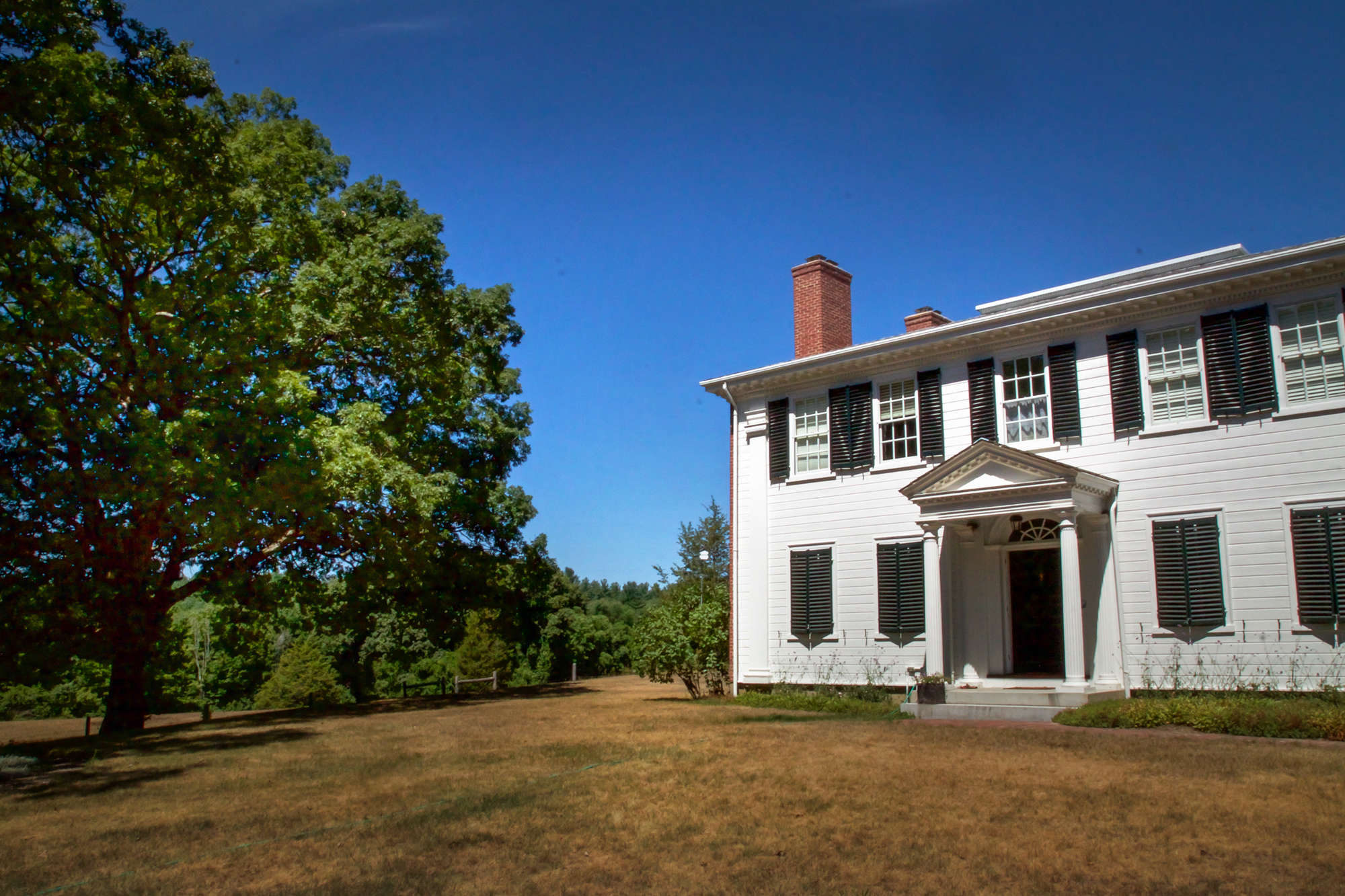 family matters restoring an historic landscape in concord ma