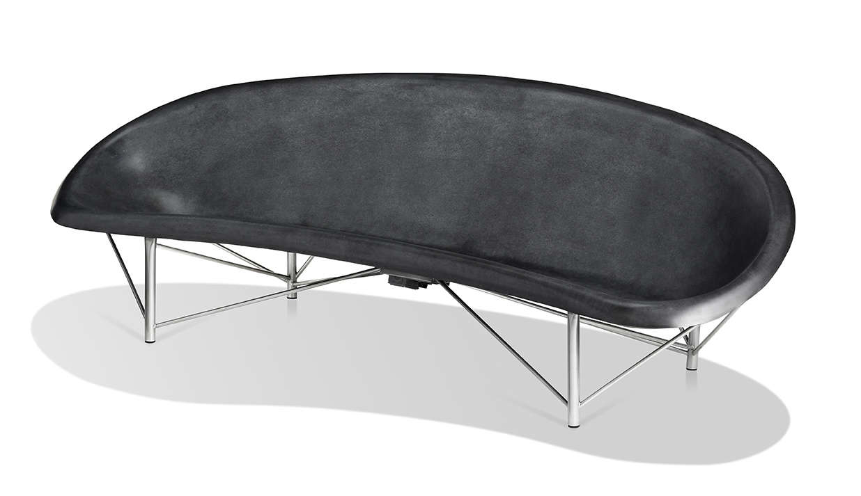 the Hot Seat Heated Outdoor Furniture from Galanter