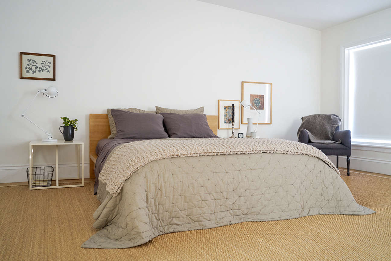 A Bed For All Seasons From Eileen Fisher Home Remodelista