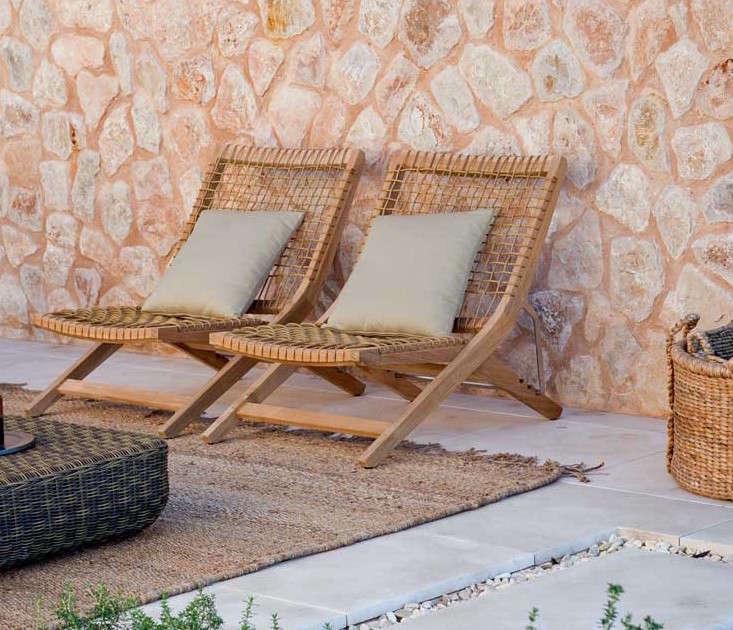 Favorite Furniture Sustainable Teak From An Italian