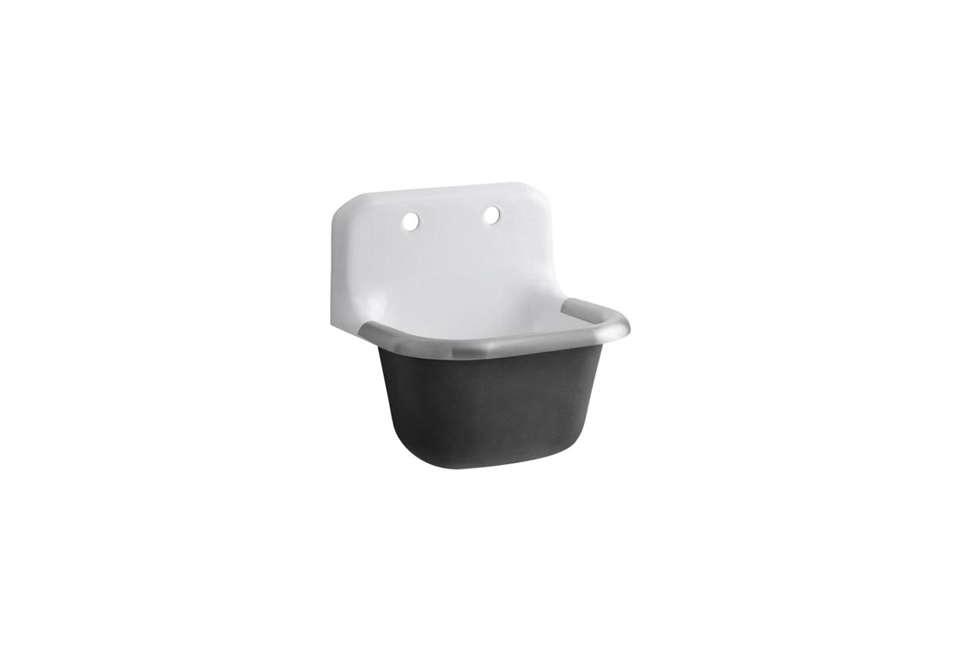 Bannon Cast Iron Service Sink