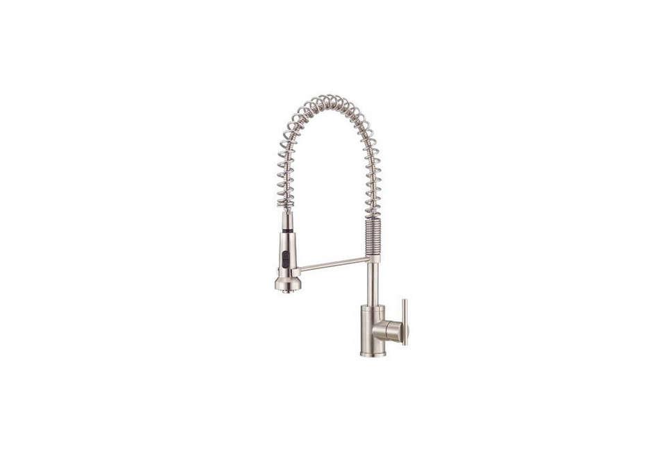 Danze Parma Single-Handle Pre-Rinse Faucet