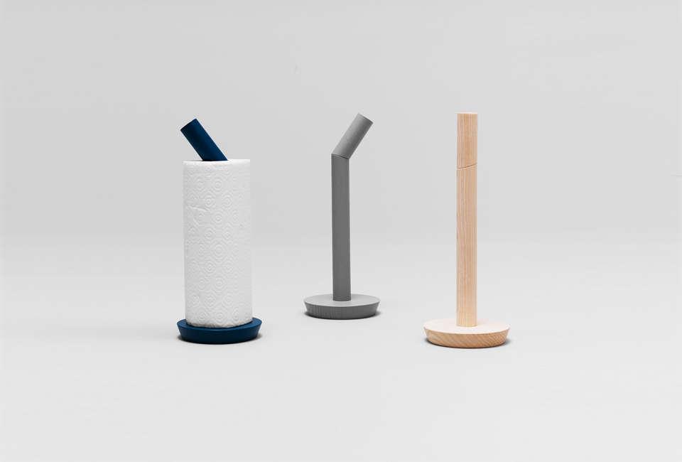 10 Easy Pieces: Countertop Paper Towel Holders - Remodelista