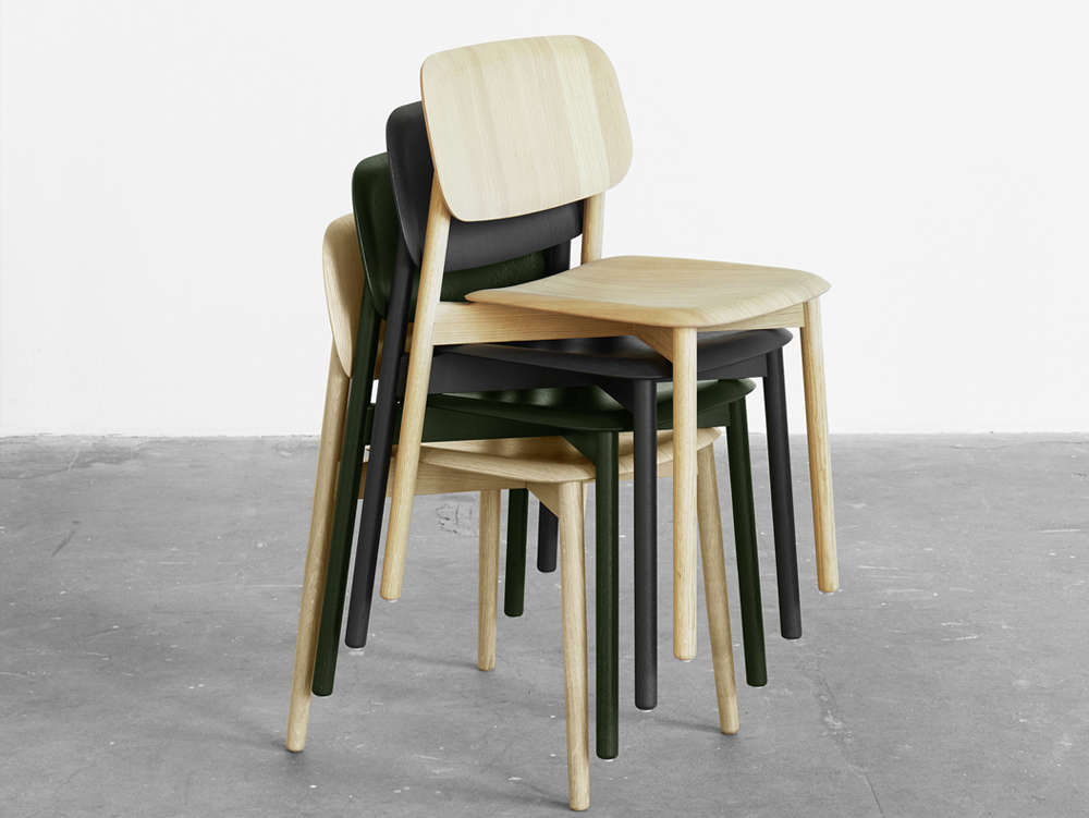 10 easy pieces stackable dining chairs remodelista. Black Bedroom Furniture Sets. Home Design Ideas
