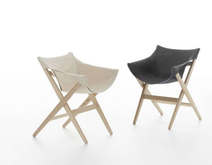 5 Favorites The New Canvas and Wood Folding Chair High