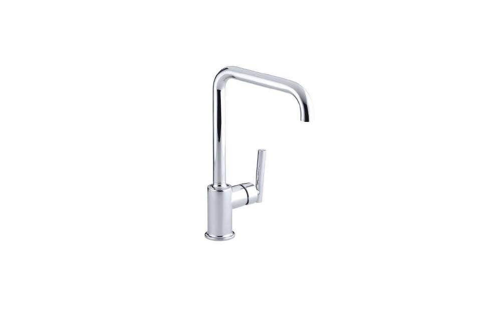 kohler purist faucet in polished chrome - Kohler Kitchen Faucet