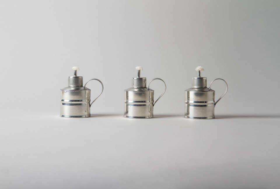 Saudade Tin Garden Lantern