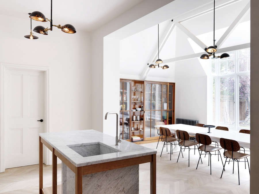 kitchen of the week: a simple system from studio maclean in london