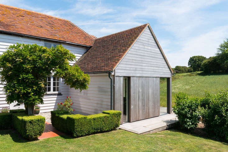 A Marriage Of Past And Present A Modern English Cottage