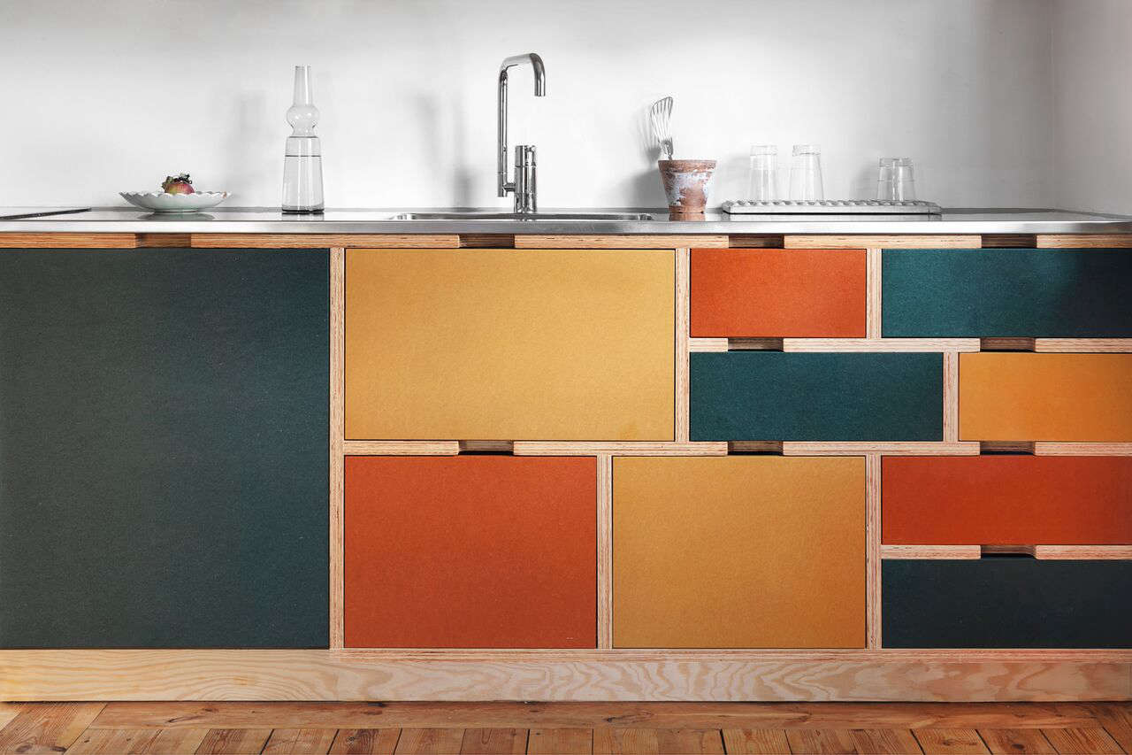 Kitchen of the Week: A Modular Kitchen in Stockholm