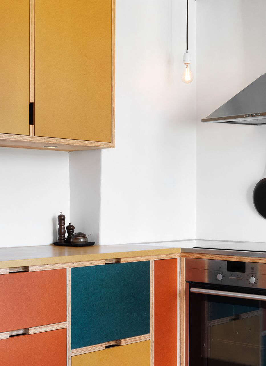 Kitchen of the Week: A Modular Kitchen in Stockholm | Remodelista ...