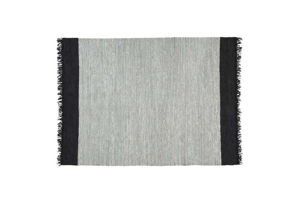 10 Easy Pieces Modern Rugs With Contrast Fringe Remodelista