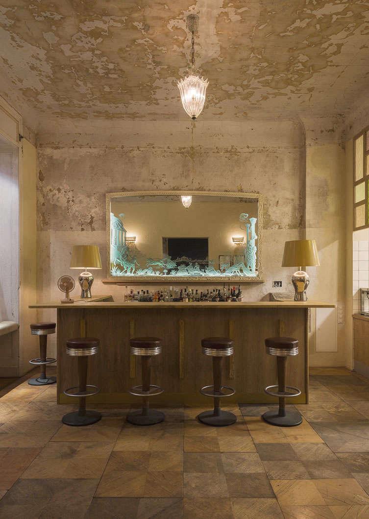Scandi In The Mitte Antiqued Interiors At Dott 237 R In