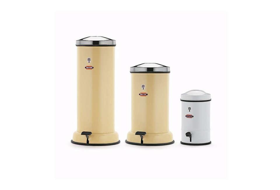 precision trash bins from germany