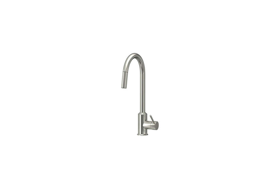 ringsk 228 r kitchen faucet with pull out spout remodelista how to install an ikea kitchen faucet diy playbook
