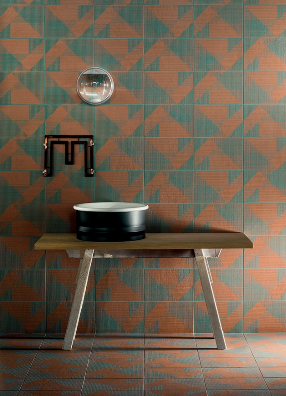 Earth And Clay Tierras Tiles By Patricia Urquiola For