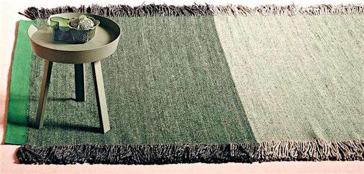 10 easy pieces modern rugs with contrast fringe remodelista. Black Bedroom Furniture Sets. Home Design Ideas