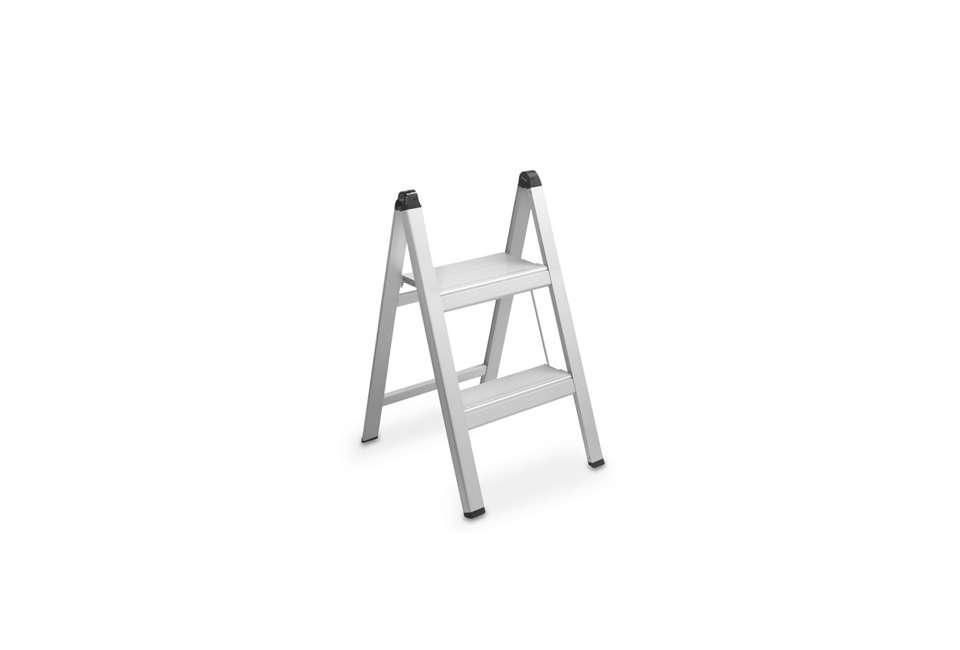 Williams-Sonoma Ultraslim Aluminum Step Stool