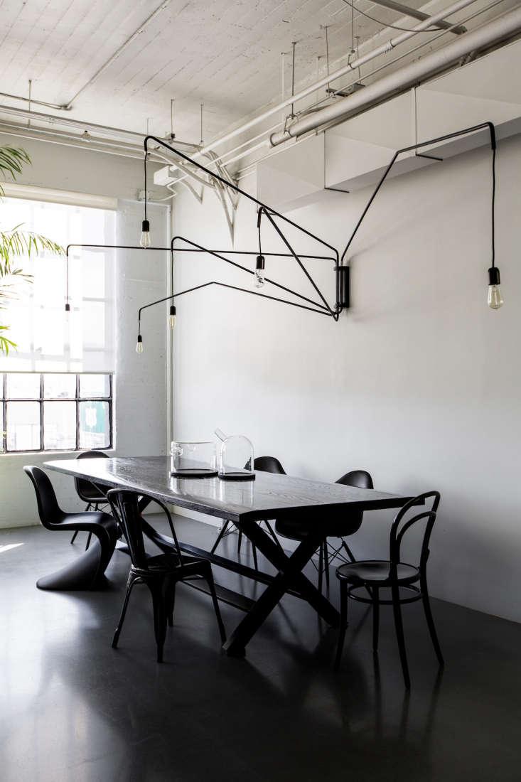 All Black Studio Kitchen Hollis Joliet 3