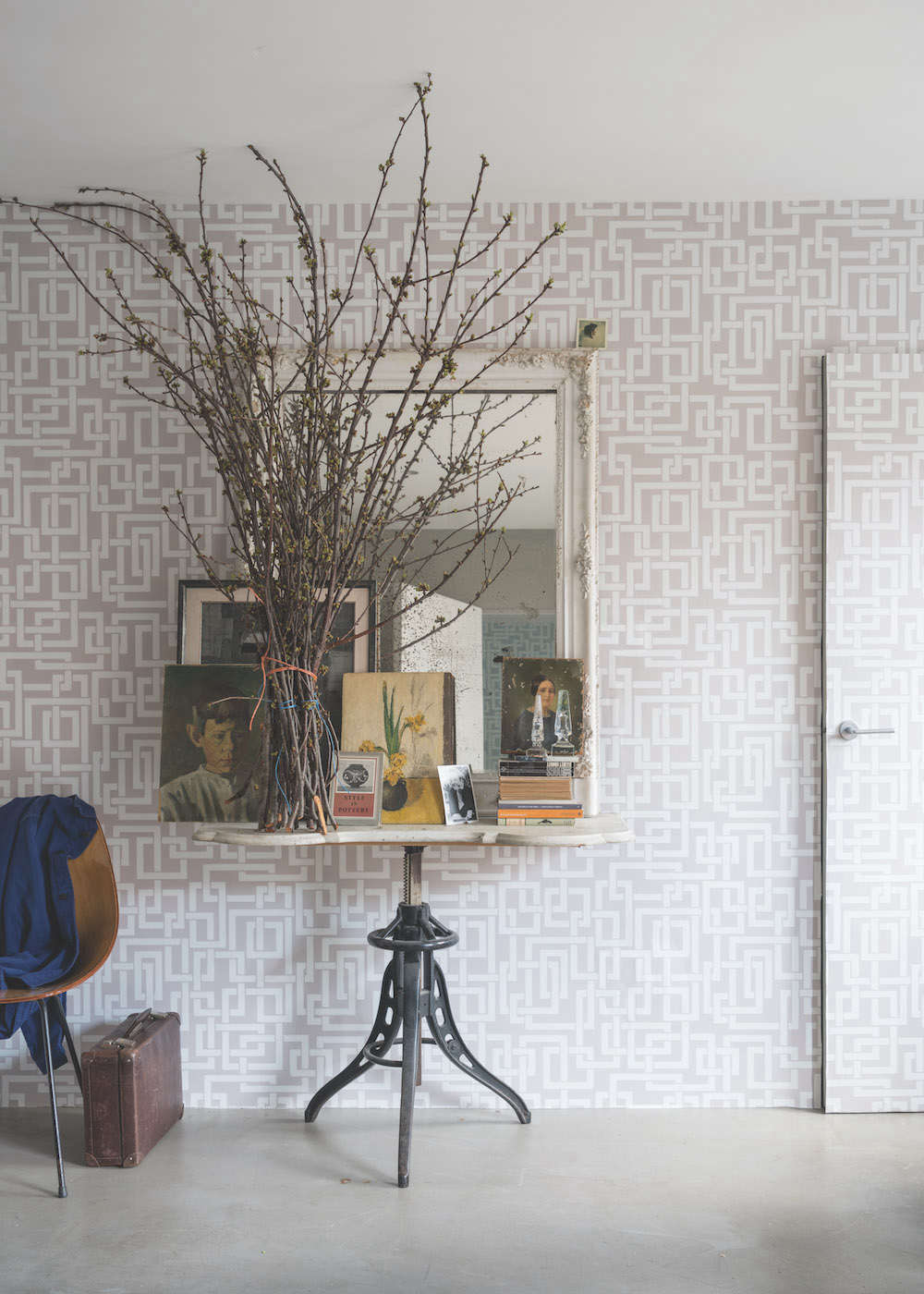 enter to win new wallpaper from farrow ball remodelista