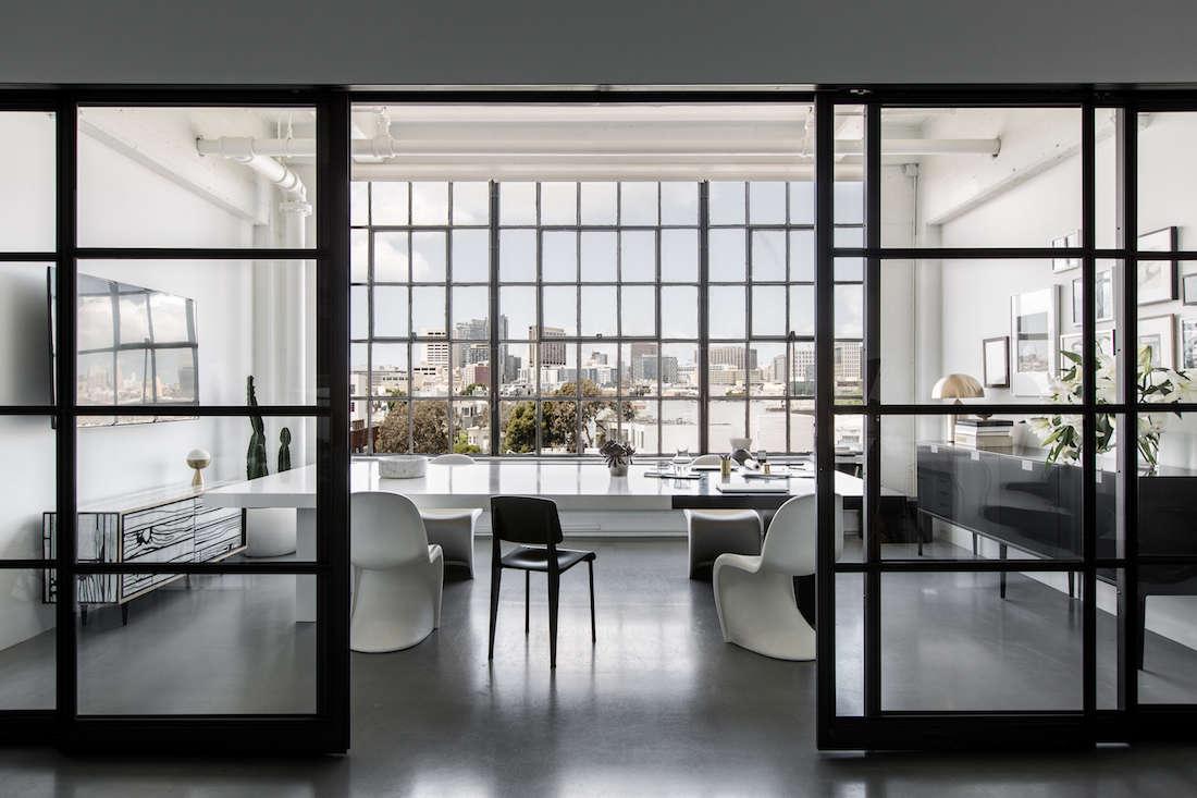 A Noirish Studio For A San Francisco Design Star | Remodelista: Sourcebook  For The Considered Home | Bloglovinu0027