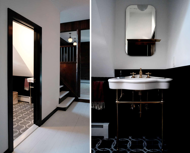 bathroom-black-tiled-floor-and-hallway-space-exploration