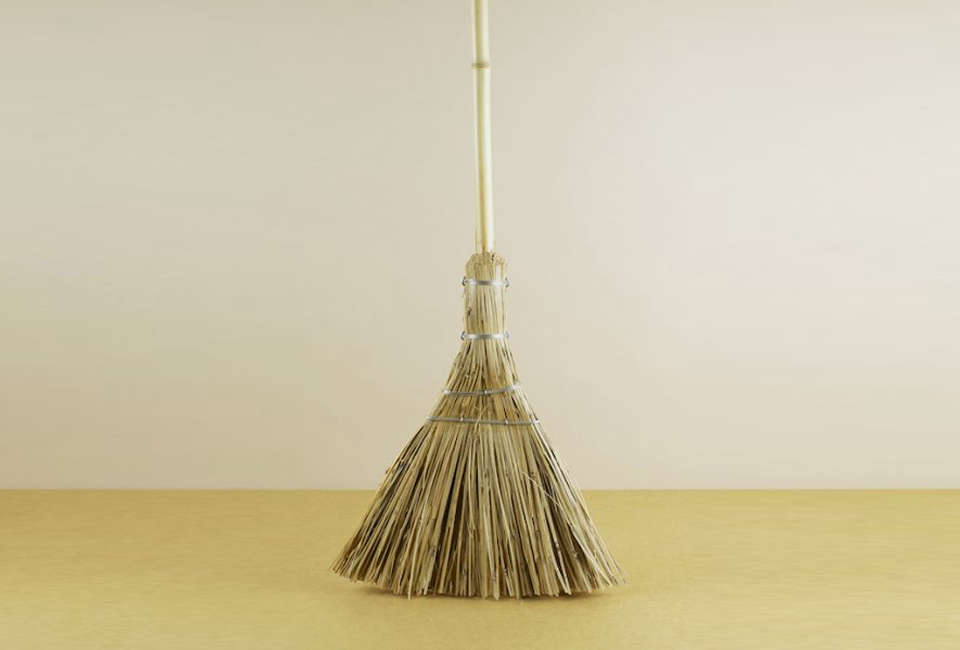 Chinese Broom from Objects of Use