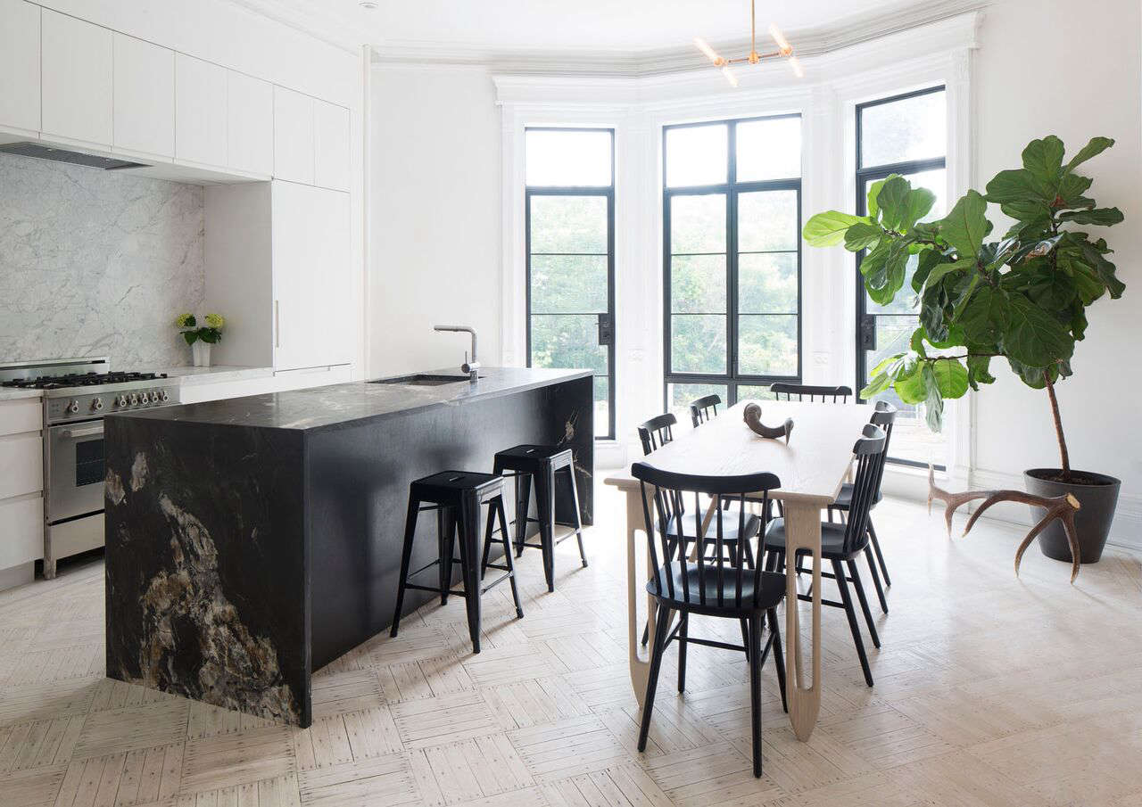 House Call: A Brooklyn Brownstone Goes Gothic
