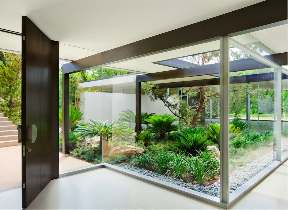 Architect Visit New Life For A Neutra House And Garden In