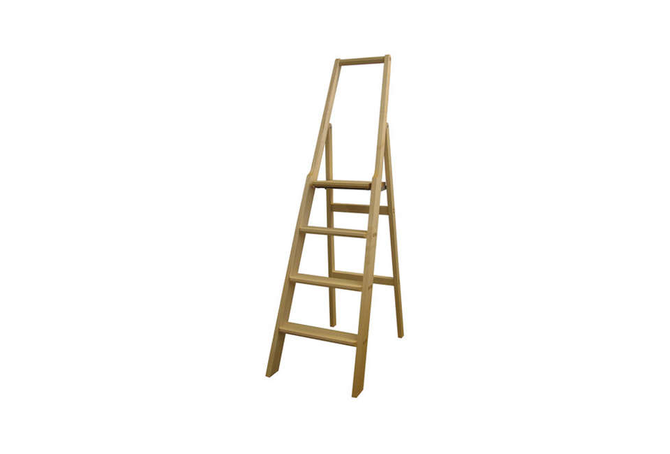 10 Easy Pieces: Slim Step Ladders For Small Spaces