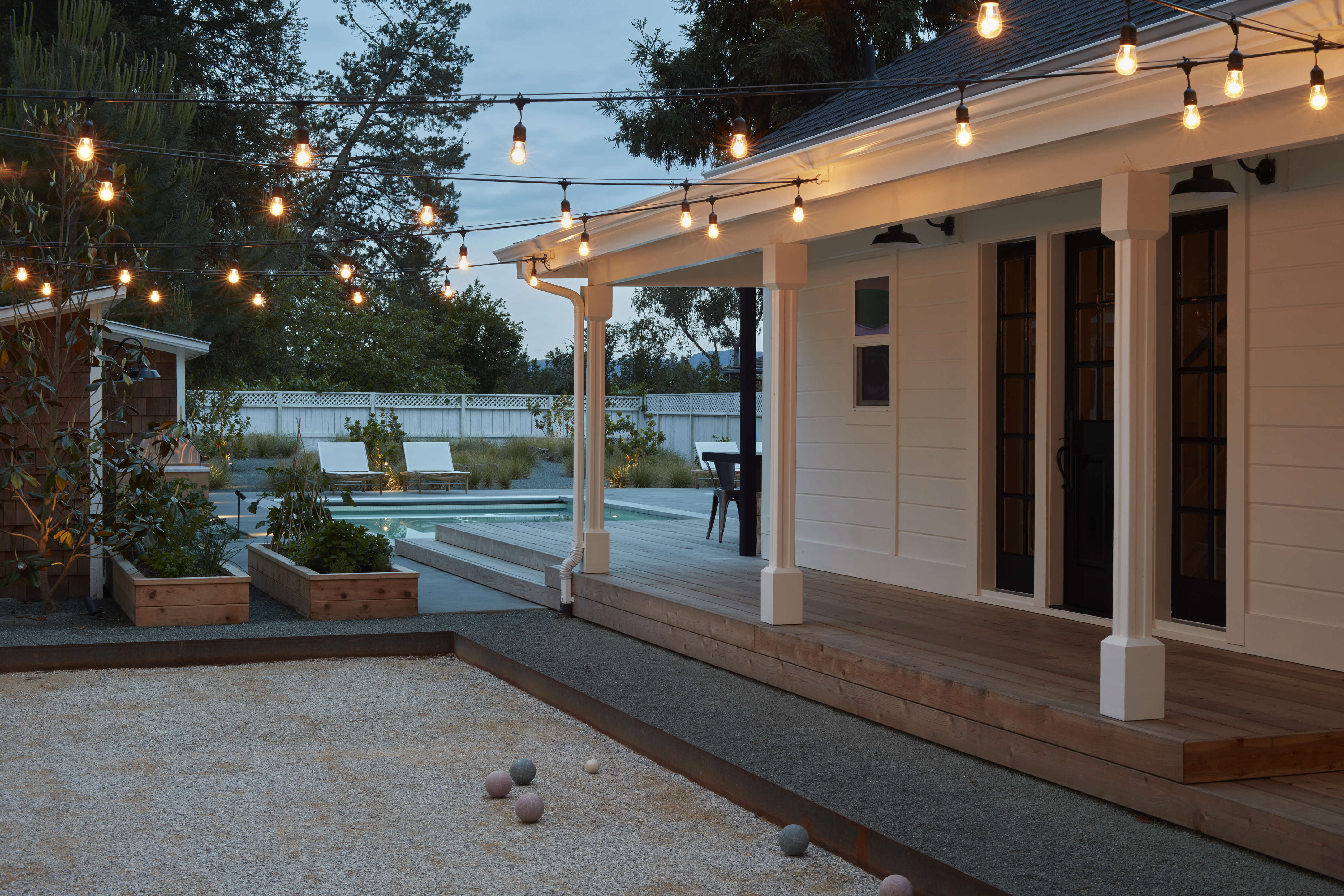 Landscape Architect Visit Terremoto Creates Serenity in Sonoma