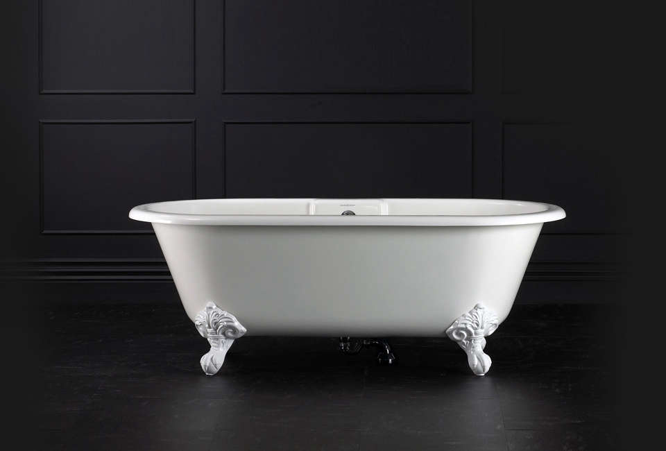 Victoria & Albert Modern Double-Ended Freestanding Tub