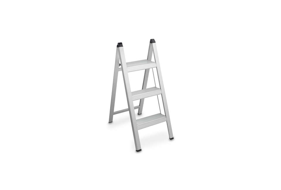 Williams-Sonoma Ultraslim Aluminum Step Stool  sc 1 st  Remodelista & 10 Easy Pieces: Slim Step Ladders for Small Spaces - Remodelista islam-shia.org