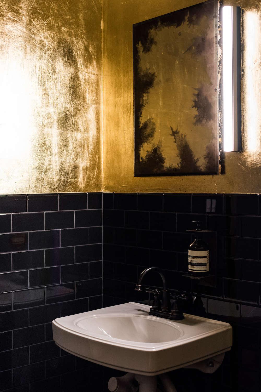Bathroom Fixtures San Francisco restaurant visit: a nightbird in flight, in san francisco