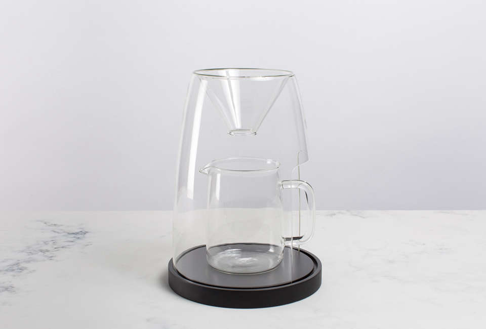 Manual Coffee Maker How To Use : 10 Easy Pieces: Glass Coffee Pour Overs - Remodelista