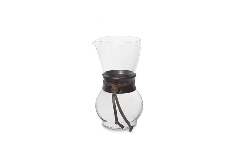 10 Easy Pieces: Glass Coffee Pour Overs - Remodelista