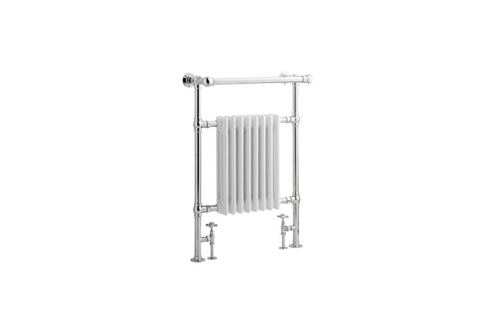 10 Easy Pieces Hydronic Towel Warmers Remodelista