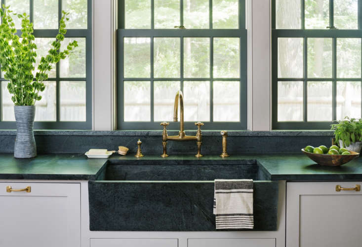Well-liked Remodeling 101: Soapstone Sinks GI33