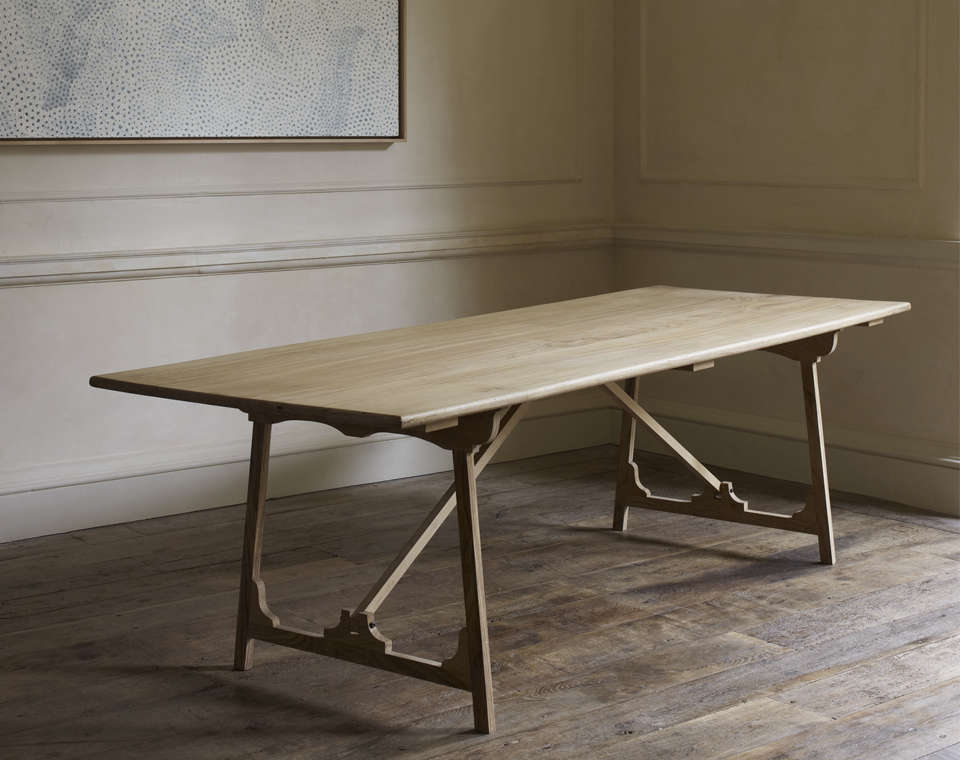 10 Easy Pieces Traditional Refectory Tables Remodelista