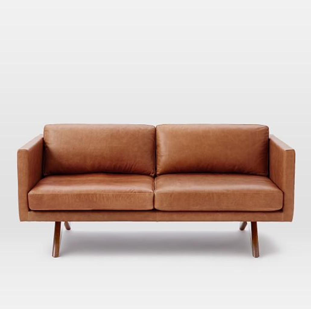 The best home design sales for cyber monday starting now for Best west elm sofa