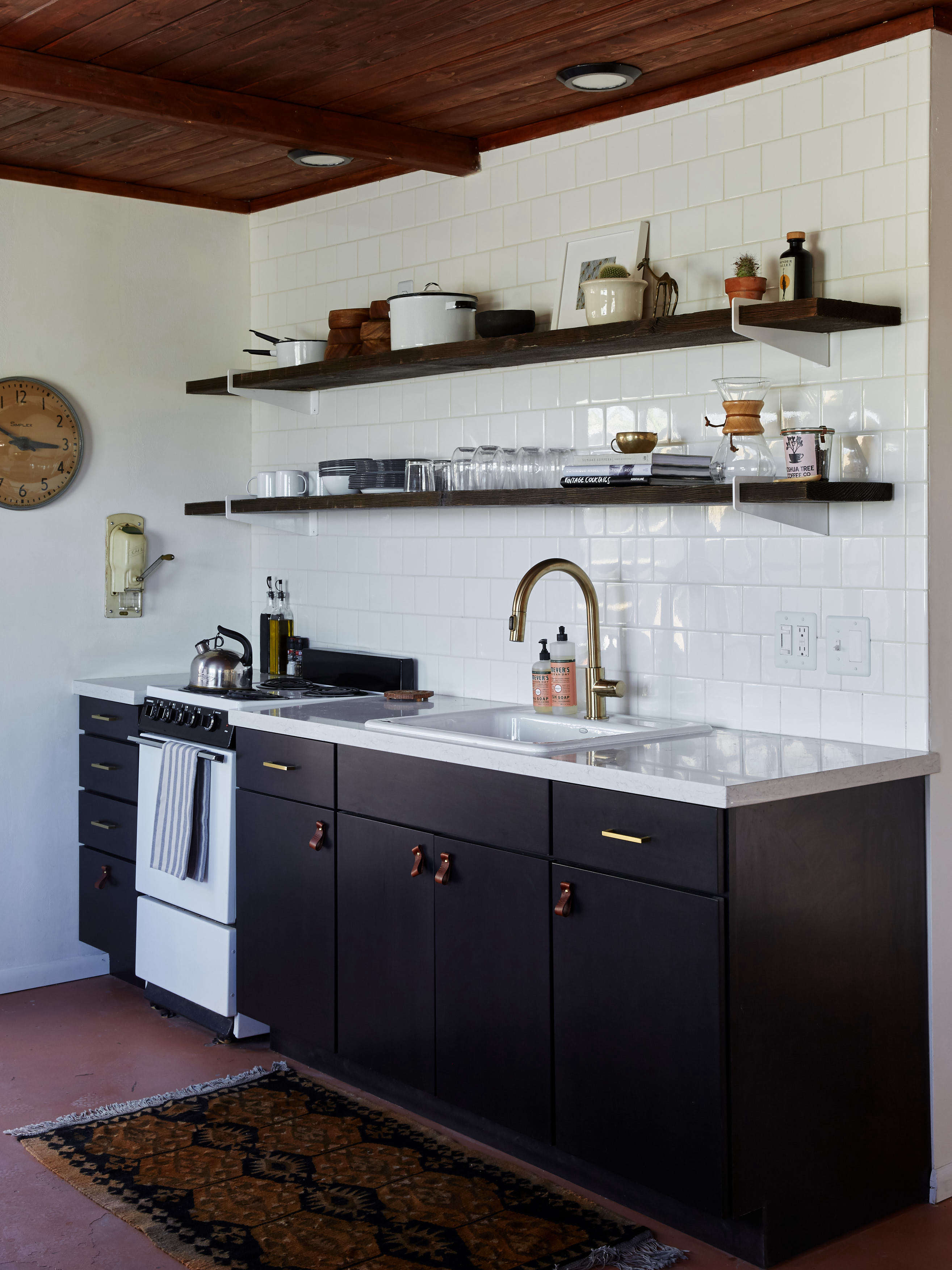 Kitchen Of The Week A Diy Ikea Country Kitchen For Two: 13 Favorite Cost-Conscious Kitchen Remodels From The