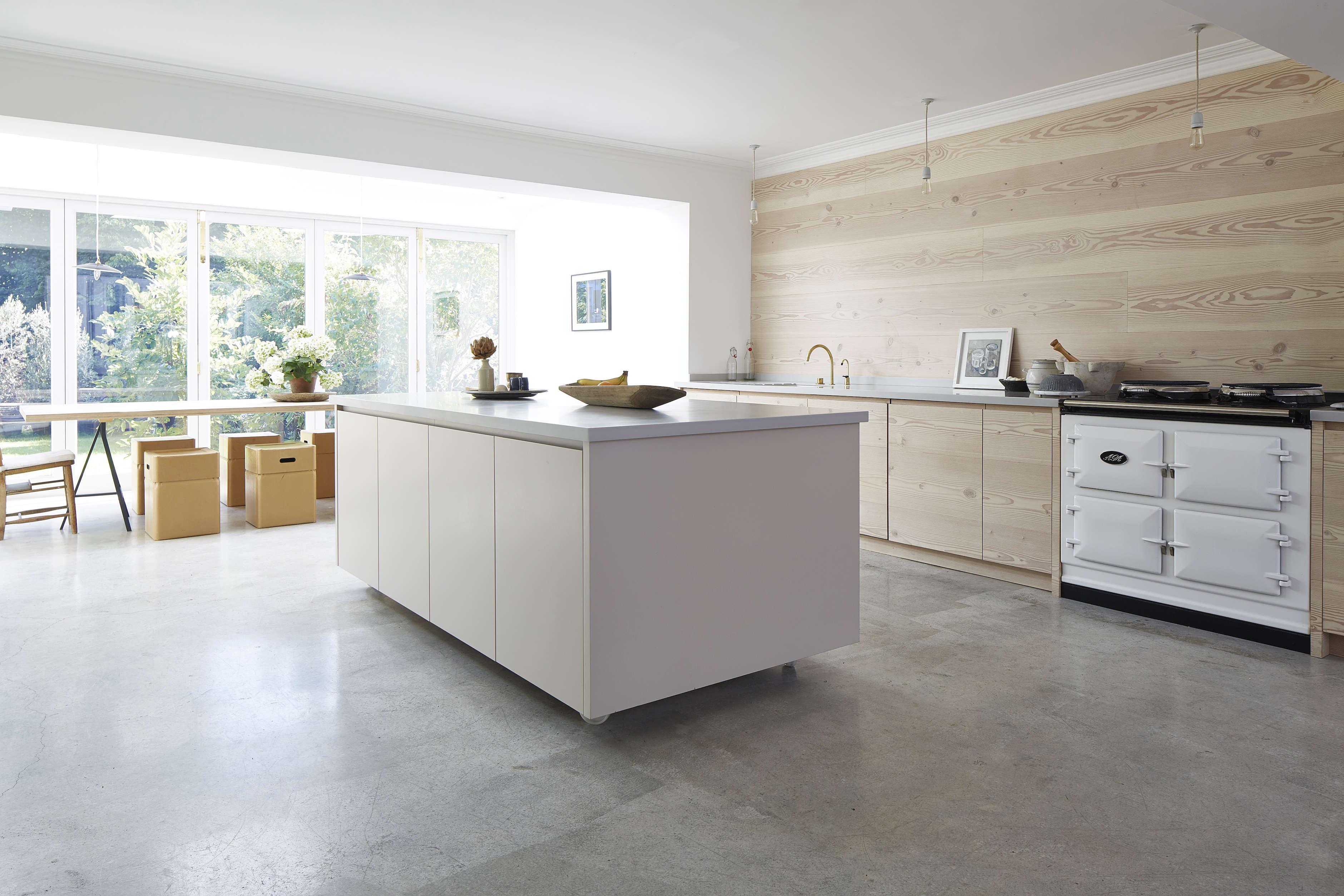 Scandinavian Kitchen Island Design 7