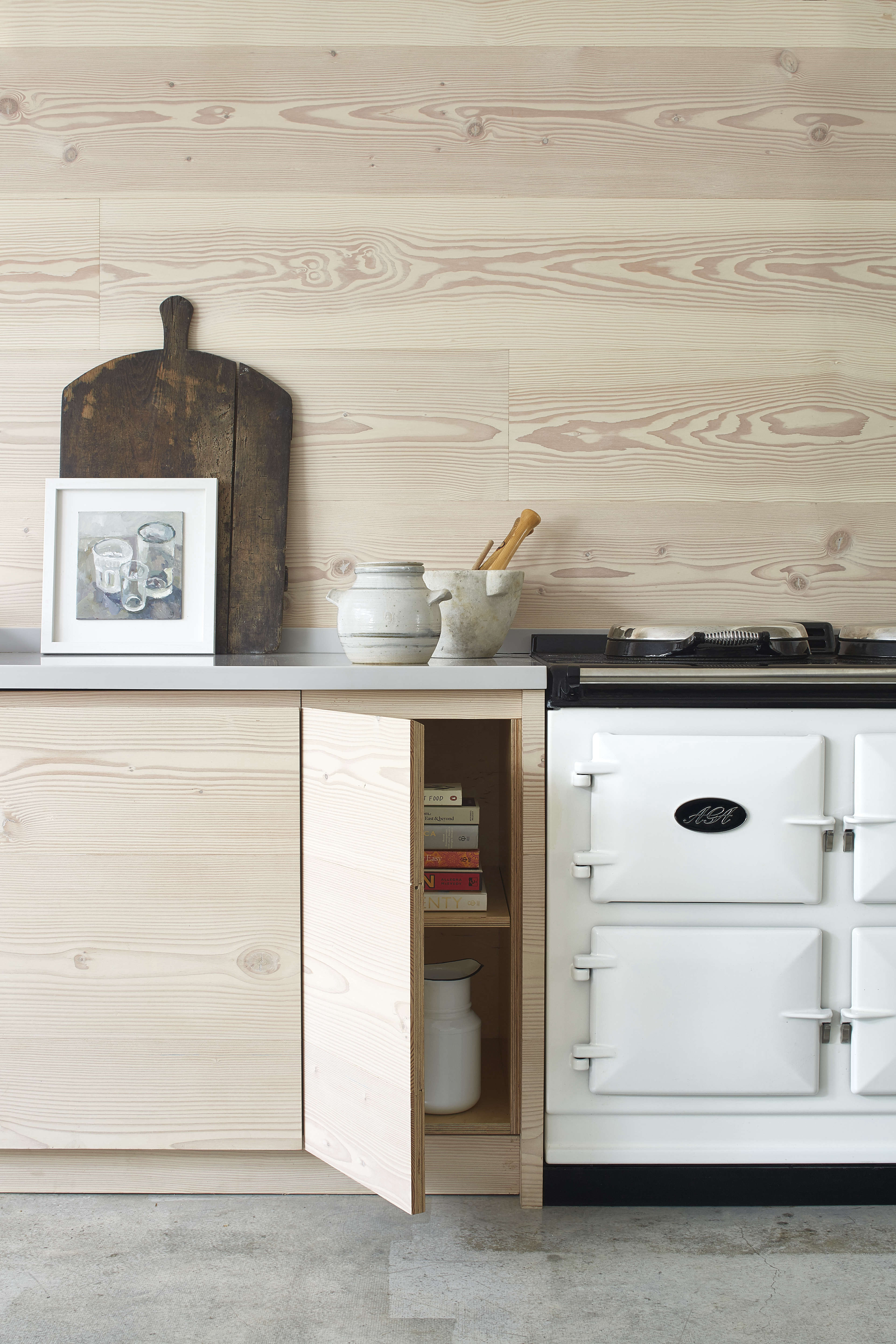 Kitchen of the Week: Scandi Serenity in a London Remodel - Remodelista