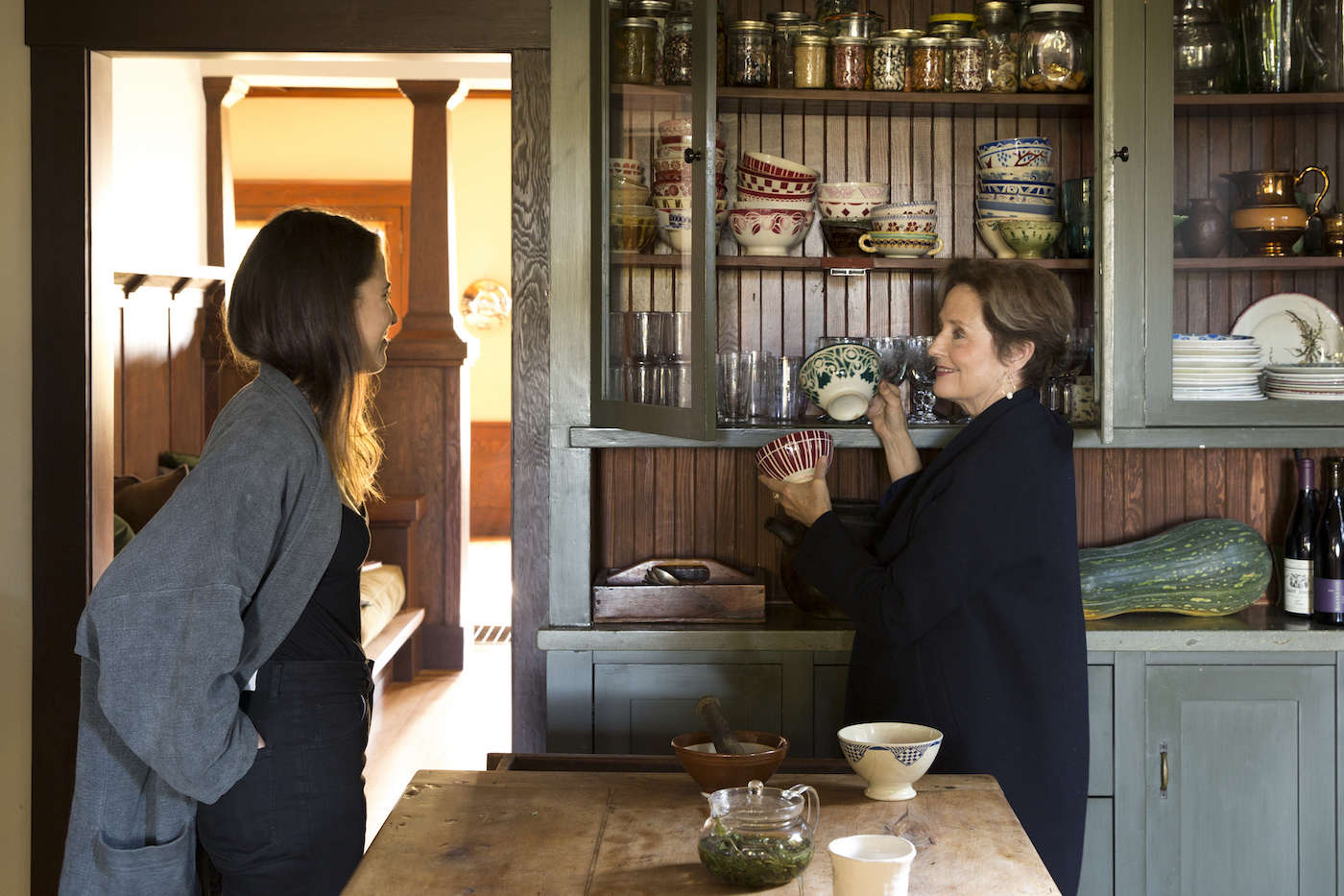 A Berkeley Kitchen Tour with Alice Waters and Fanny Singer ...