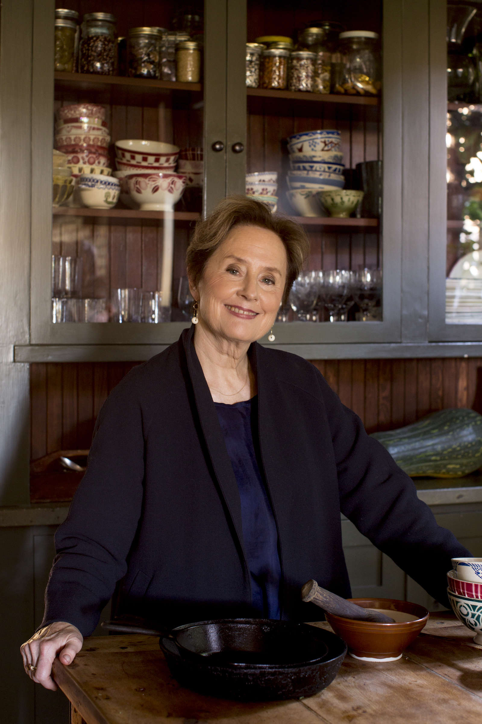 A Berkeley Kitchen Tour with Alice Waters and Fanny Singer