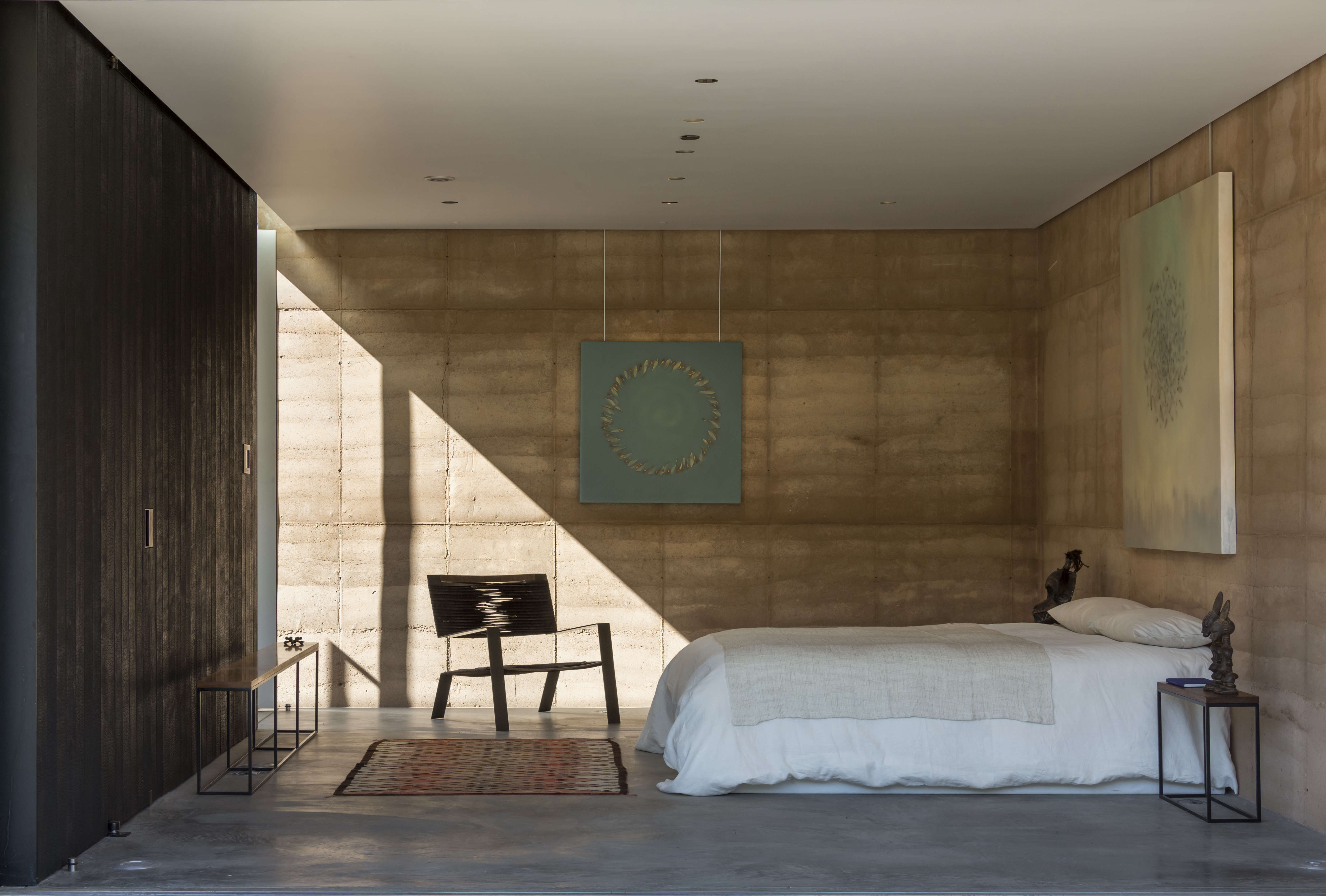Steal This Look Sonoran Style BedroomLiving Room in